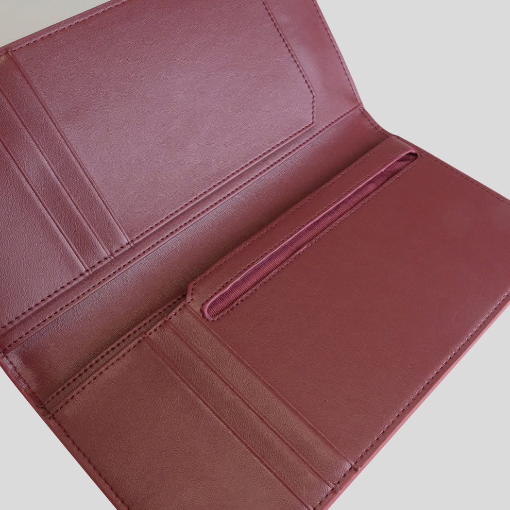 WINE TRAVEL WALLET