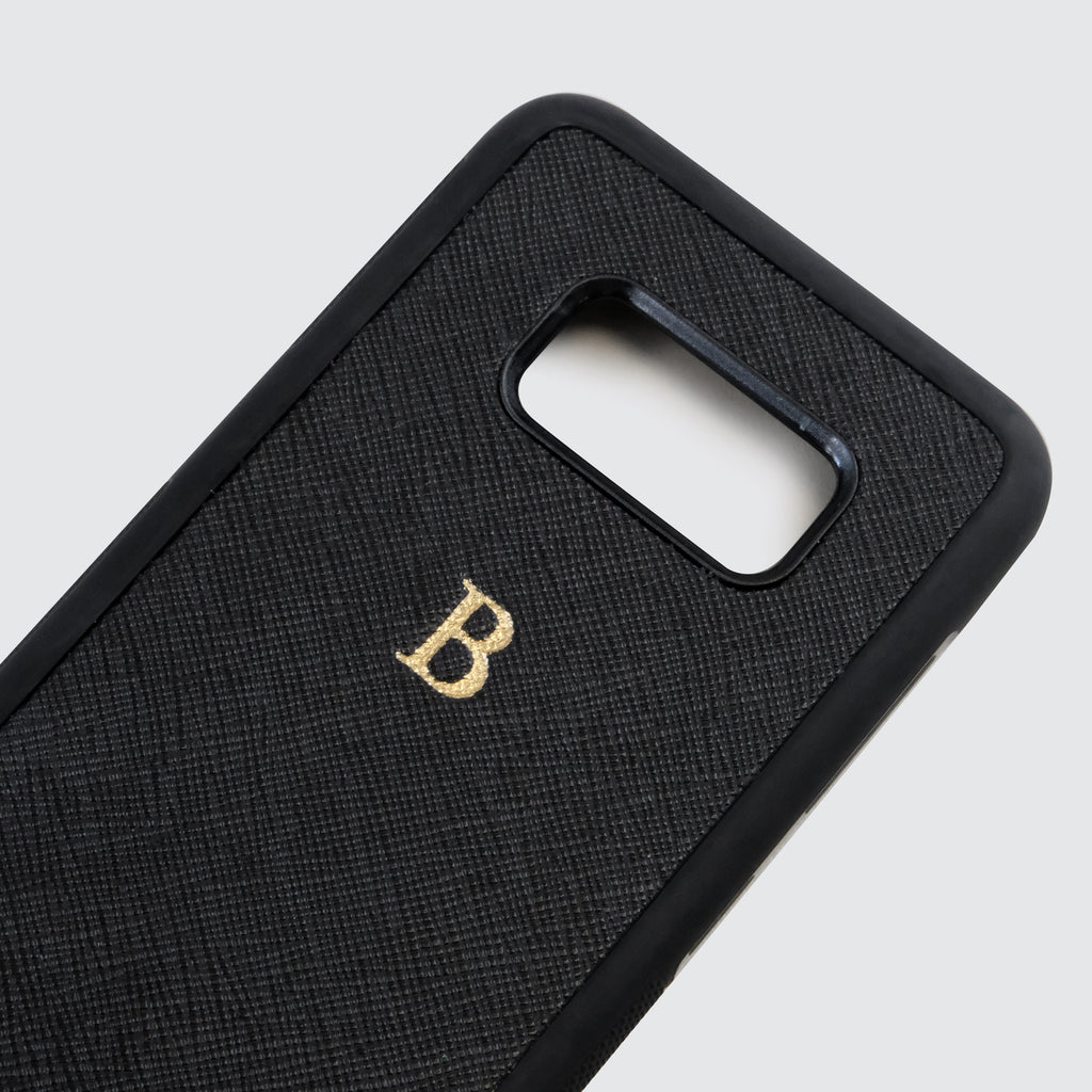 Black Samsung S8 Phone Case