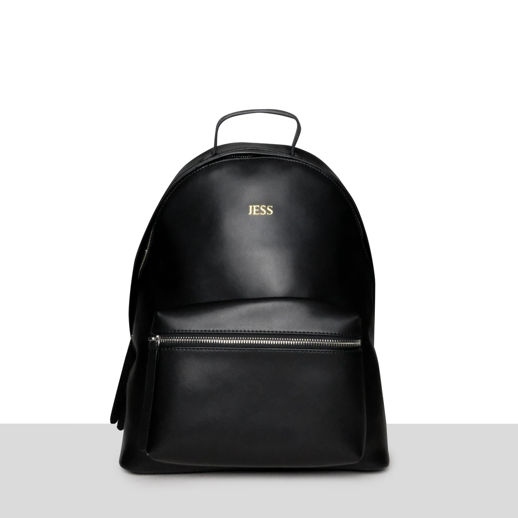 London Backpack in Black