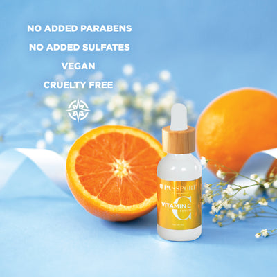 Vitamin C 20% Potency Face Serum