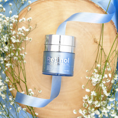 Retinol 2.5% High Strength Face Cream