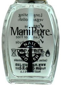 ManiPure: Always on Topcoat - Non Toxic Vegan Nail Polish