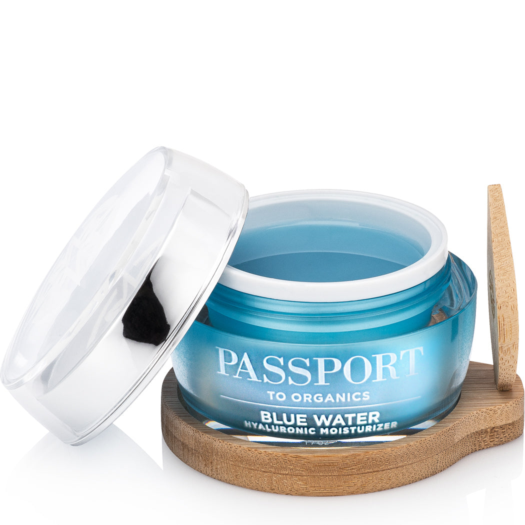 Blue Water Hyaluronic Moisturizer