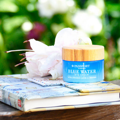 Blue Water Hyaluronic Eye Cream