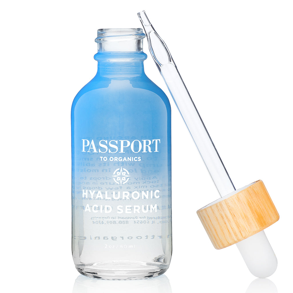Hyaluronic Acid Serum - 100% Pure of a 1% solution - high strength