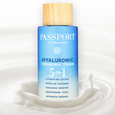 Hyaluronic Vegan Milk Toner