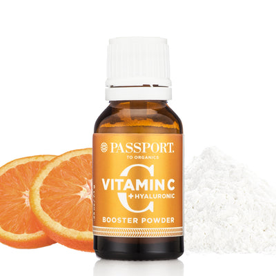 Vitamin C Booster Powder