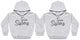 Twin Sisters - Twin Set - Baby / Kids Hoodies