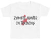 Zombie Hunter In Training Baby T-Shirt