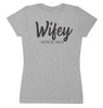 Personalised Wifey Since- Mums T-Shirt