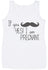 If You Must Ask Yes I Am Pregnant Maternity Vest Top