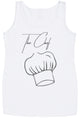 The Chef Maternity Vest Top