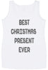 Best Christmas Present Ever Maternity Vest - Christmas Maternity Gift