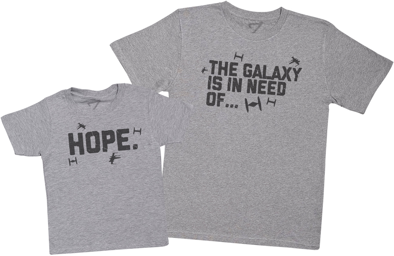The Galaxy Is In Need Of - Mens T Shirt & Kid's T-Shirt