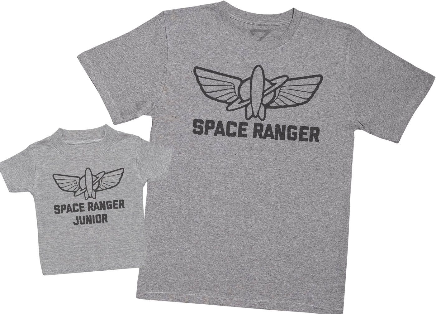 Space Ranger Junior - Mens T Shirt & Baby T-Shirt