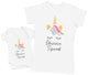 Unicorn Squad - Bby Bodysuit & Mother's T-Shirt