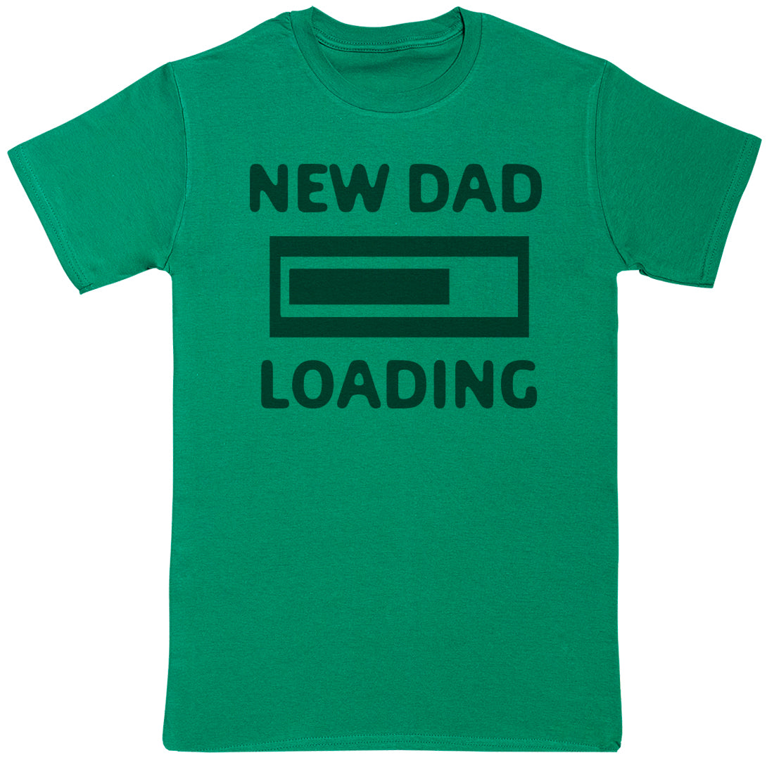 New Dad Loading