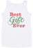 Best Gift Ever Maternity Vest Top