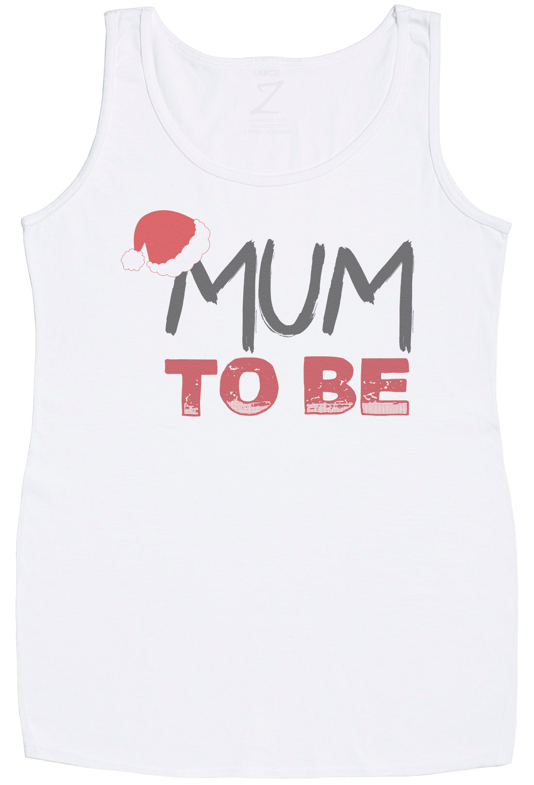 Mum To Be Maternity Vest Top