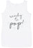 Ready To Pop! Maternity Vest Top