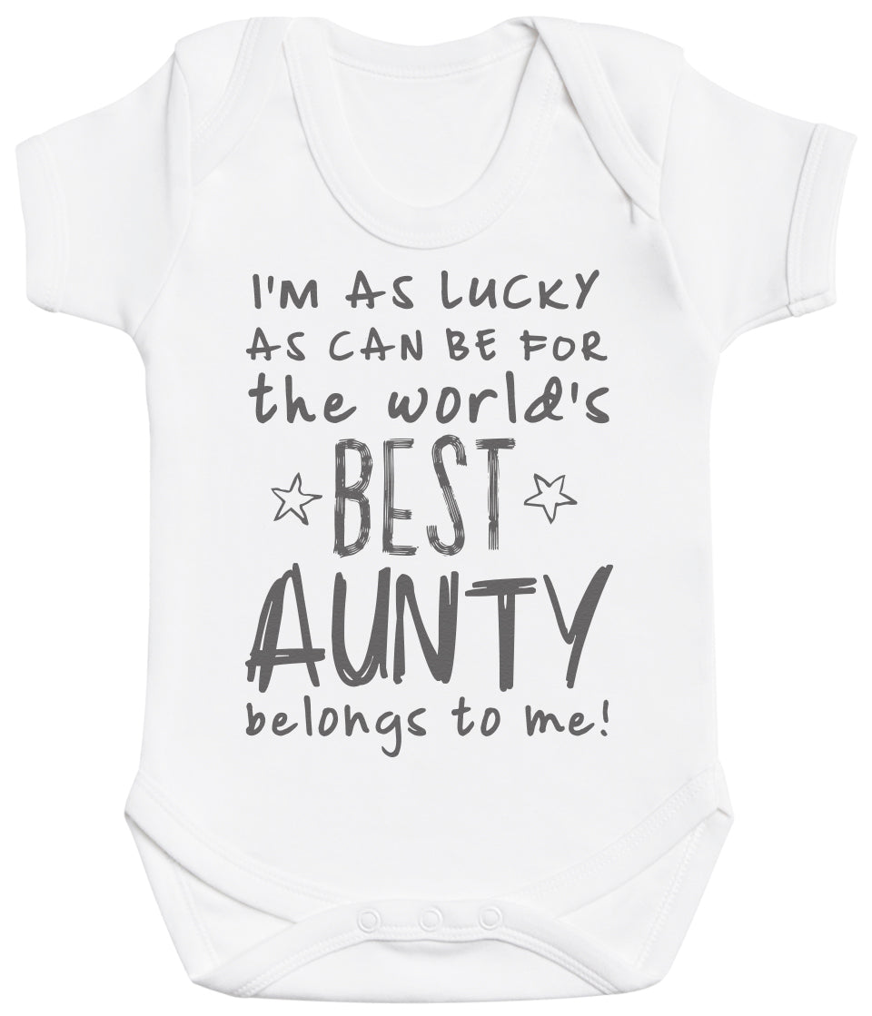 Baby Romper Baby Girl Romper Ill Ask My Auntie Baby Boy Romper Zarlivia Clothing If Mum /& Dad Say No