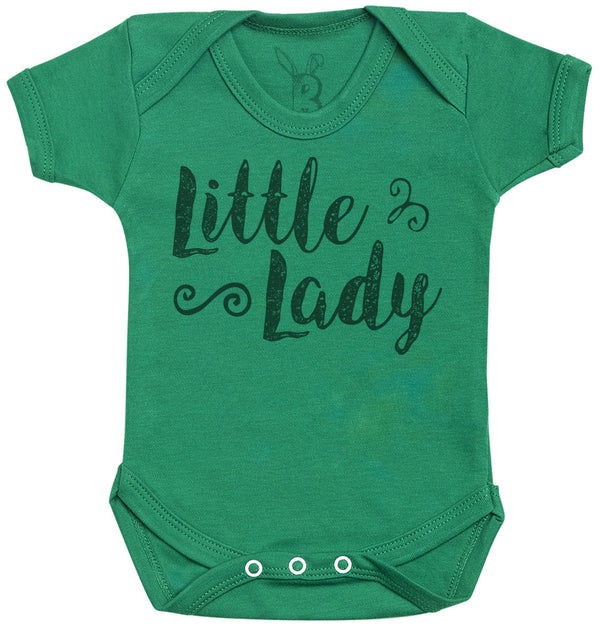 Little Lady Baby Bodysuit - Baby Onsie - Baby Gift