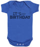 It's My Birthday Baby Bodysuit - Baby Onsie - Baby Gift