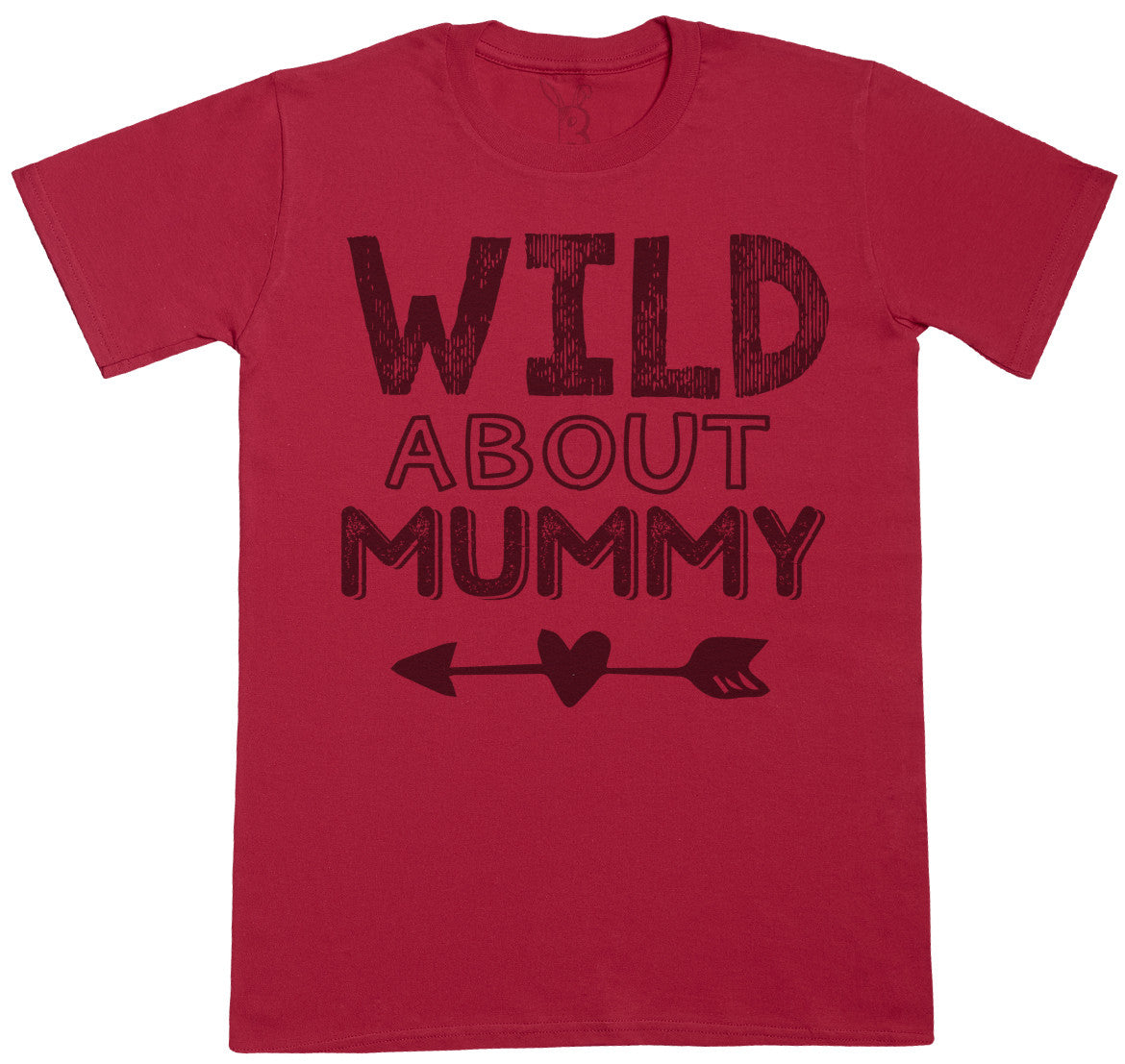 Wild About Mummy Kids T-Shirt - Kids Top - Boys T-Shirt - Girls T-Shirt