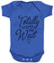 Totally Worth The Wait Baby Bodysuit - Baby Onsie - Baby Gift