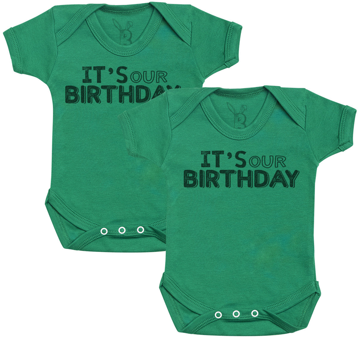ITs Our Birthday Baby Bodysuit