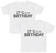 IT's Our Birthday Kids T-Shirt - Kids Top - Boys T-Shirt - Girls T-Shirt