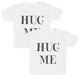 Hug Me Twins Kids T-Shirt - Kids Top - Boys T-Shirt - Girls T-Shirt