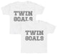 Twin Goals Kids T-Shirt - Kids Top - Boys T-Shirt - Girls T-Shirt