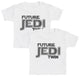 Future Jedi Twins Kids T-Shirt - Kids Top - Boys T-Shirt - Girls T-Shirt