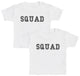 SQUAD Kids T-Shirt - Kids Top - Boys T-Shirt - Girls T-Shirt