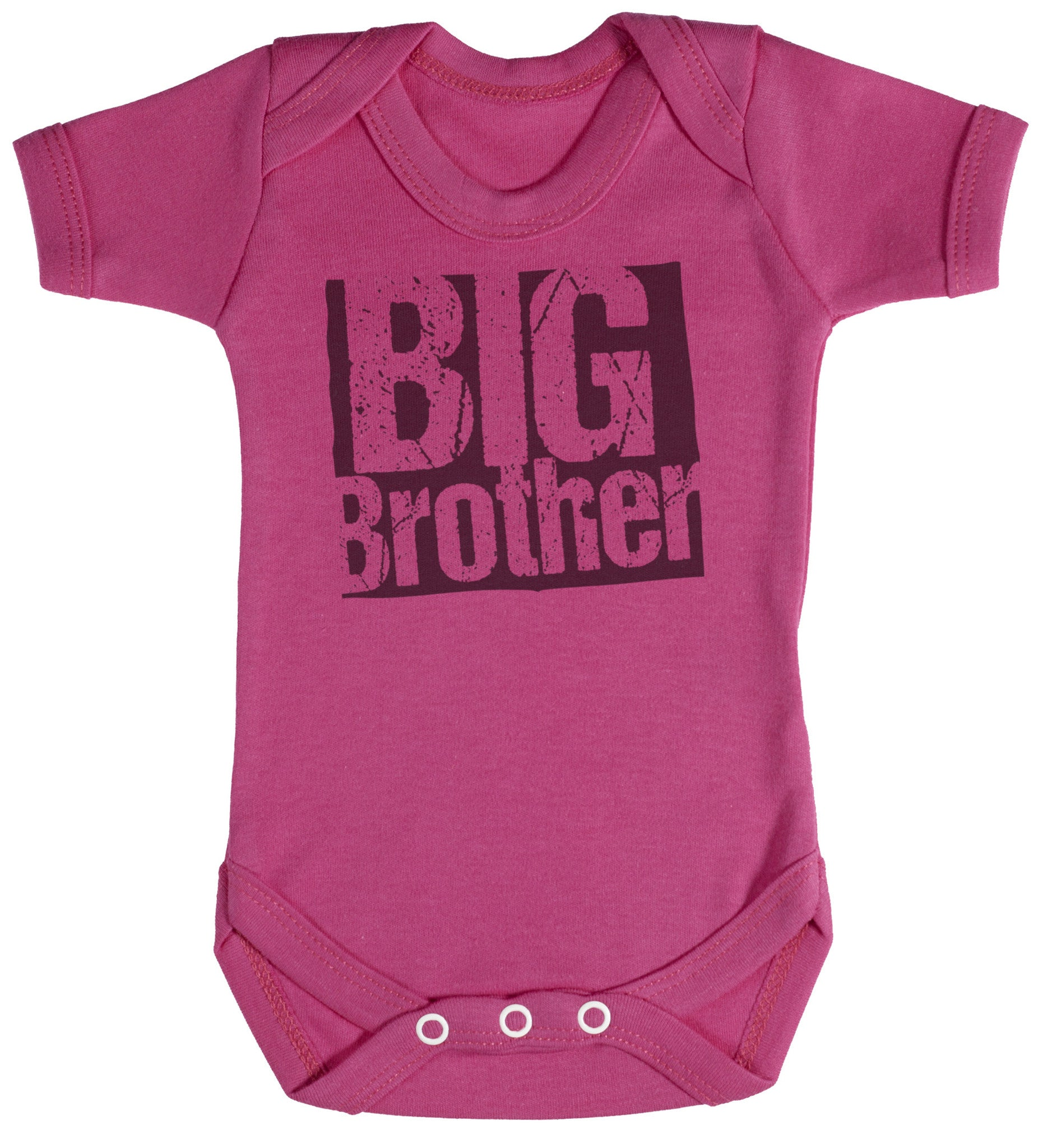 Big Brother Baby Bodysuit / Babygrow