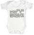 Born To Be A Menace Baby Bodysuit / Babygrow