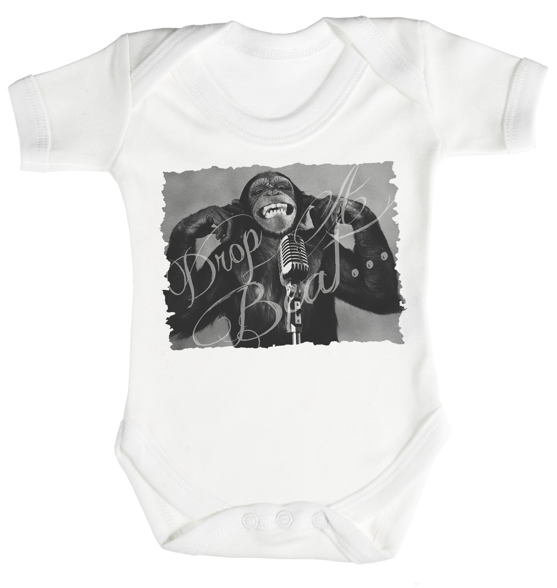 Drop A Beat Baby Bodysuit / Babygrow