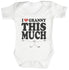 Love Granny This Much Baby Bodysuit / Babygrow