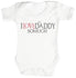 I Love My Daddy So Much Baby Bodysuit / Babygrow