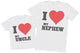 I Love My Nephew - Uncle T-Shirt & Kids T-Shirt