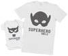 Superhero Niece - Uncle T Shirt & Baby Bodysuit