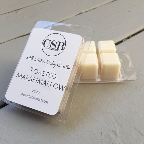 2.5 oz. Wax Melts