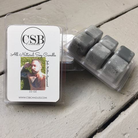 John Miller Approved Sexy Musk - Soy Wax Melt