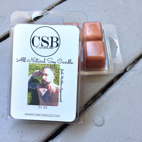 John Miller Approved Spiced Tobacco - Soy Wax Melt