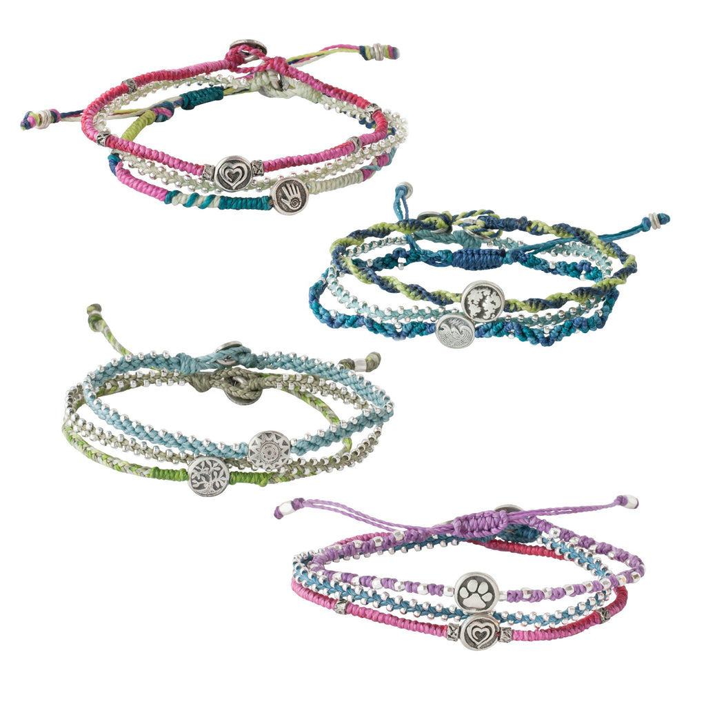 New World Bracelet Set