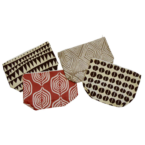 Tribal Textiles Wash Bag