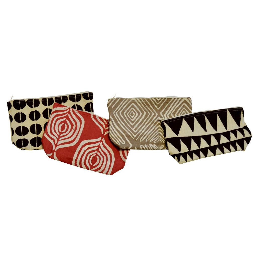 Tribal Textiles Catch-all Pouch