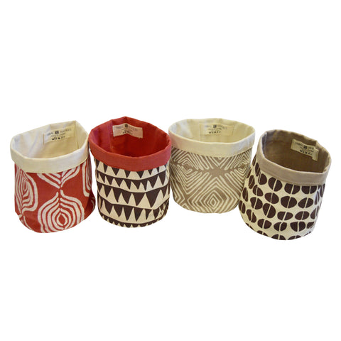 Tribal Textiles Small Storage Bin