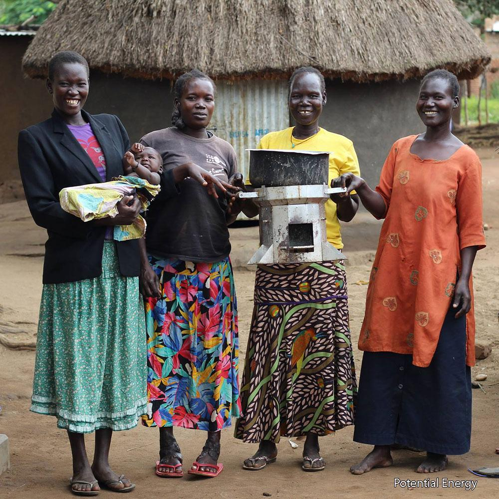 Cookstoves – Help Provide High Efficiency Stoves in Uganda
